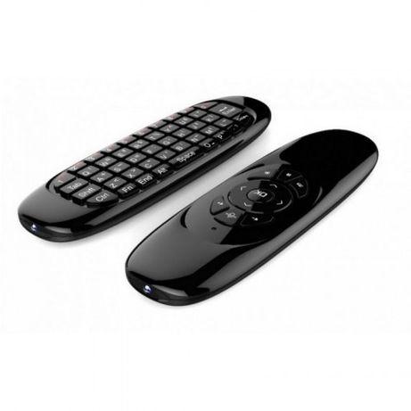 Аэро мышь-клавиатура Air Mouse C120 (английская)