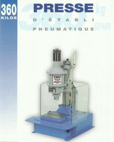 Prensa pneumatica EMG
