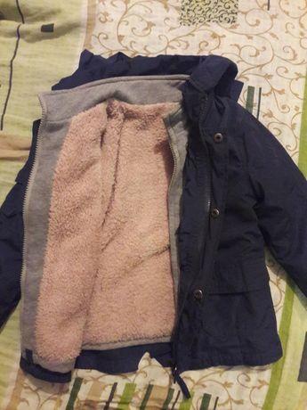 Куртка осень весна Парка