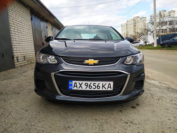 Продам Chevrolet Sonic  автомат 2017 (Aveo). Пробег 51000км