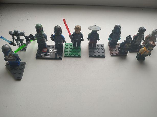 Минифигурки lego Star Wars Marvel , Ninjago