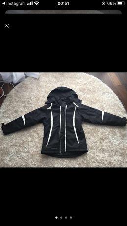 Куртка жіноча, лижня куртка .