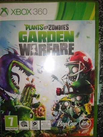 Plants vs Zombies xbox360