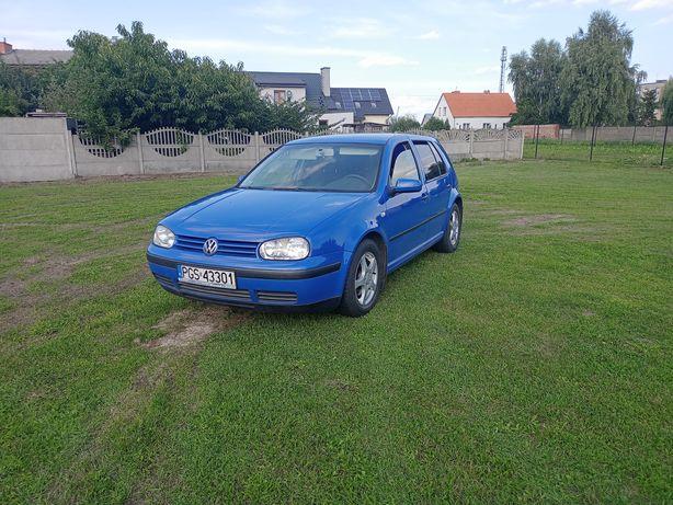 VW Golf 4 klimatyzacja.
