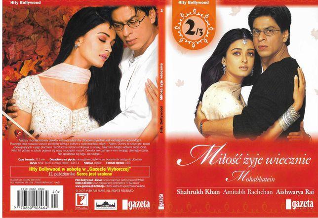 Film DVD Miłość żyje wiecznie