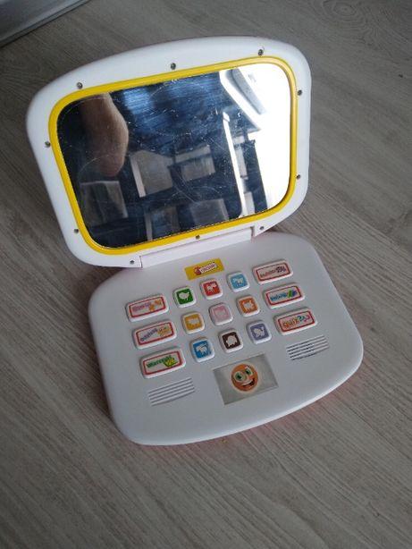 Lisciani laptop dla najmłodszych