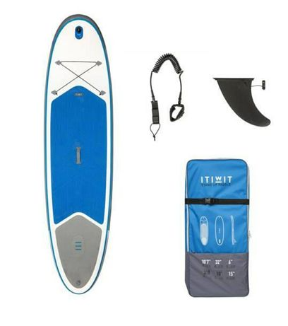 Prancha stand up paddle completa