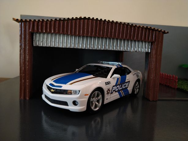 Chevrolet Camaro SS Police - Maisto 1/18