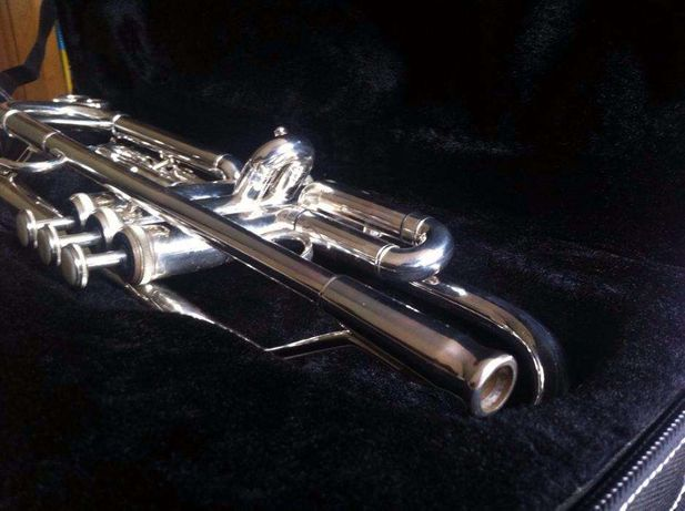 Trompete Roy Benson TR-202S c/ bocal