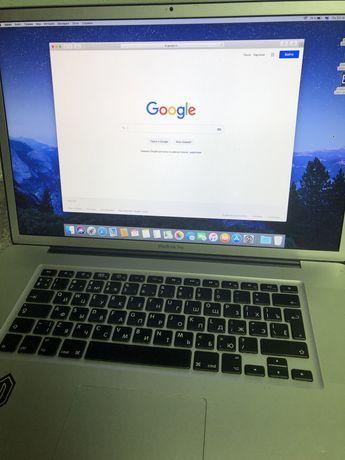Продам MacBook Pro 17-inch,Early 2011