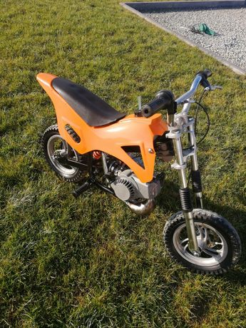 Mini cross pocket bike