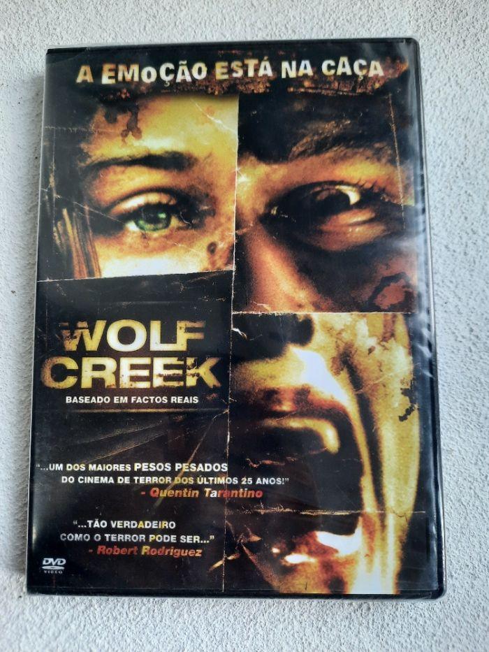 Wolf Creek (DVD) (Selado) Odemira - imagem 1