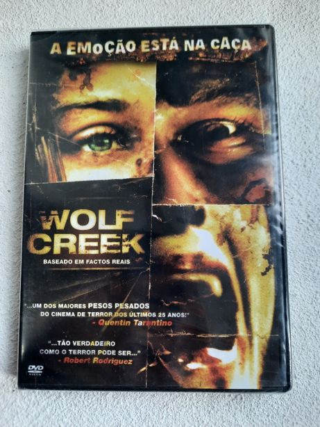 Wolf Creek (DVD) (Selado)