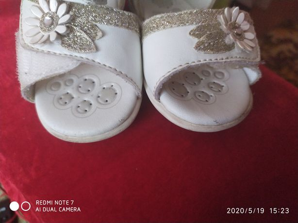 Боссоножки сандали chicco