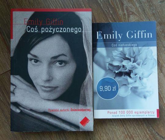 Emily Giffin - Coś pożyczonego, Coś niebieskiego