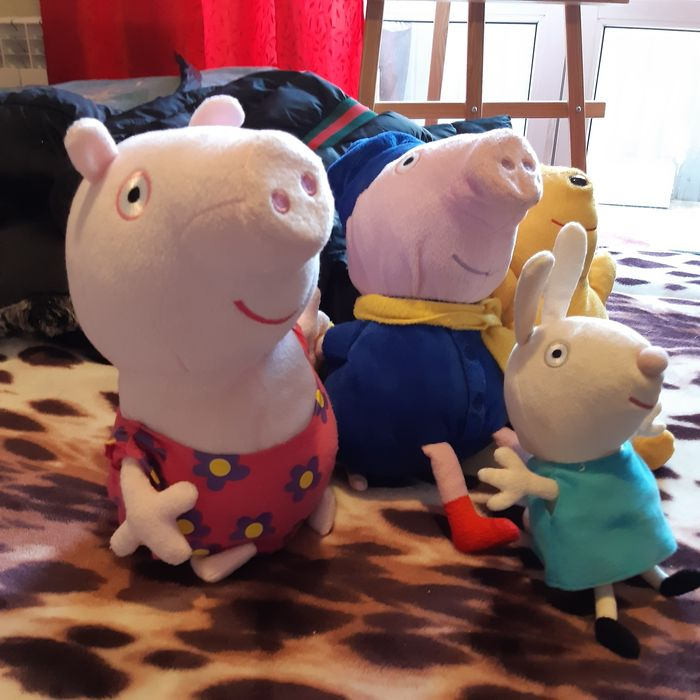 Свинка Пеппа, Джордж, Ребекка, Тедди Днепр - изображение 1