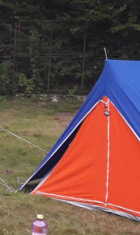 Duży namiot 3/4 osobowy