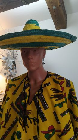 Strój Meksykanina