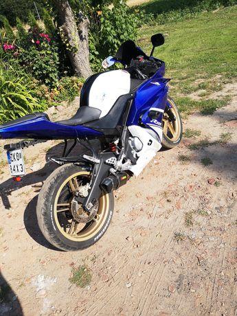 Yamaha yzf r125 12rok