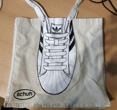 Сумка, Шоппер, ЭКО сумка, schuh adidas