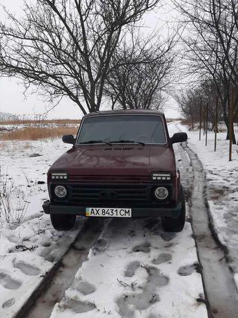 Продам автомобиль Ваз нива-тайга21213