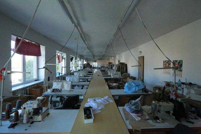 Оренда обладнаного швейного цеху, 182м по вул. Пластовій