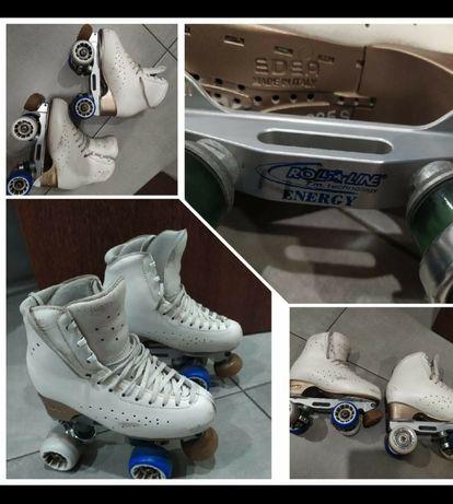 Patins para patinagem artística, 4 rodas