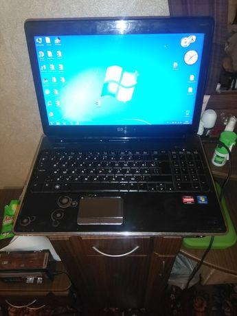 Ноутбук HP dv6  робочий под востановление