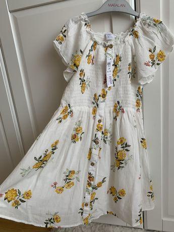 Sukienka Lindex r. 122 nowa