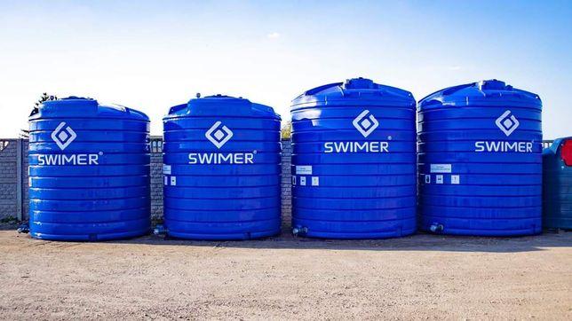 Zbiornik SWIMER na nawozy płynne, RSM Agro Tank 10.000 l