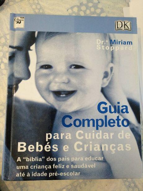 Guia completo para cuidar de bebés e crianças - Dra. Miriam Stoppard