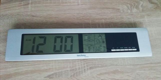 Zegar i stacja pogodowa Techno Line
