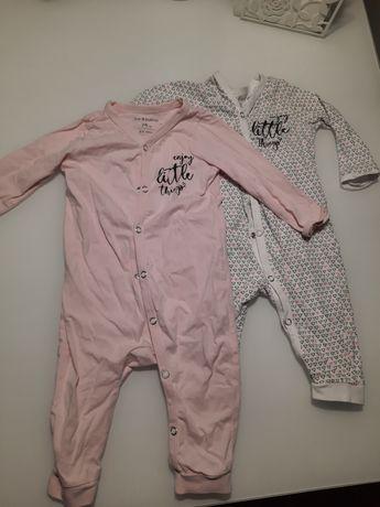 Pajacyk piżamka rozm 74 firma Sinsay 2 szt