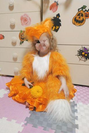 Новогодний костюм лисы Костюм лисички Новорічне вбрання