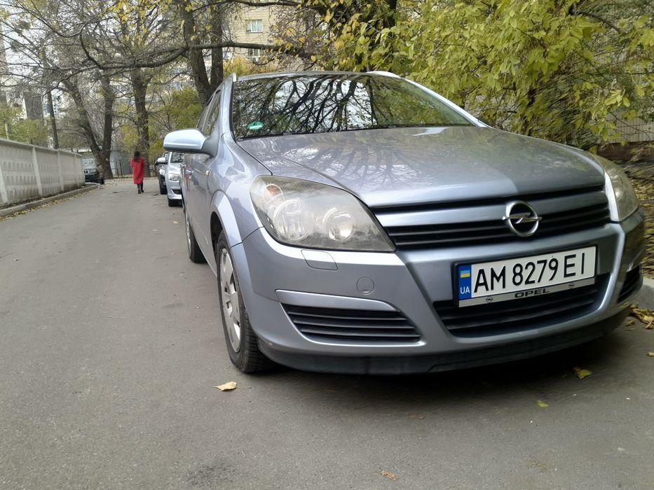 Продам опель астра h Киев - изображение 1
