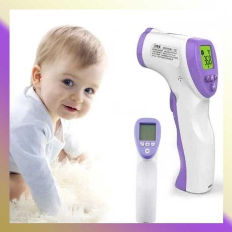 Инфракрасный градусник бесконтактный термометр для детей температуры