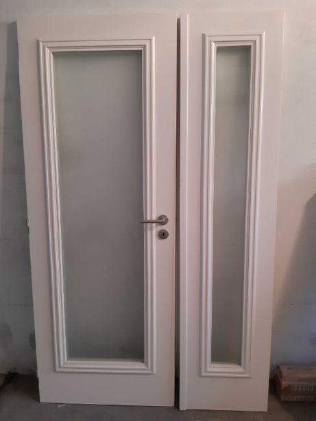 Portas de Madeira Lacada.