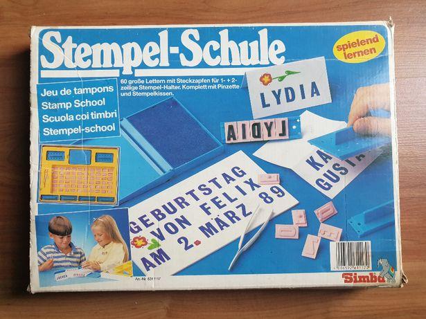 Stemple Schule - stempelki