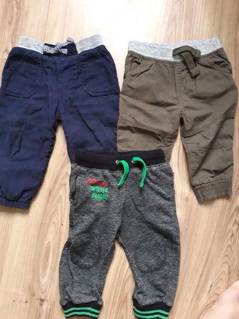 Spodnie 74
