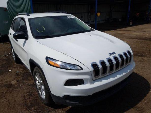 Jeep Cherokee KL 2013 - 2018 года РАЗБОРКА / ЗАПЧАСТИ. Все в НАЛИЧИИ.