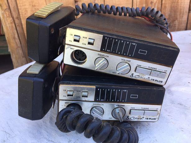 Рация Радиостанция Cobra 19 plus