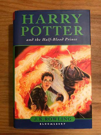 Harry Potter and The Half Blood Prince (1a Edição)
