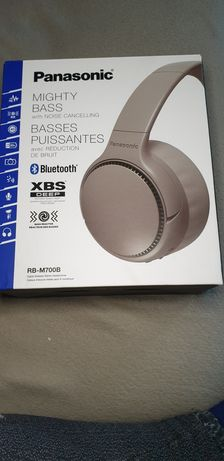Słuchawki Bluetooth Panasonic RB-M700B nowe