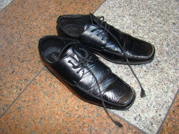 Buty, Półbuty sznurowane komunijne
