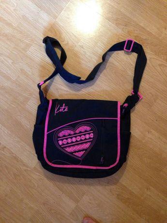 Фирменная сумка KITE для девочек. Для школы
