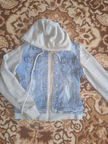 Кофта-куртка для девочки, 146