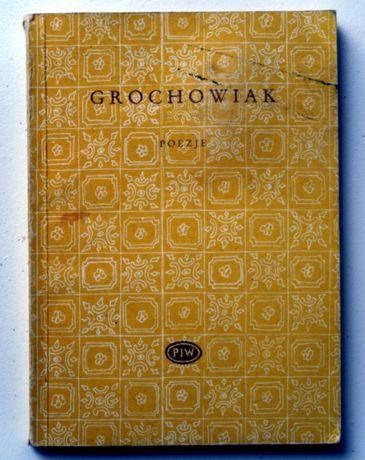 """Stanisław Grochowiak """"Poezje"""""""