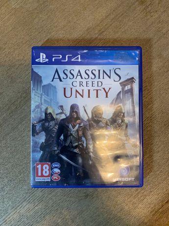 Assasin's Creed Unity na PS4
