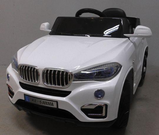 Samochód na akumulator dla dzieci Miękkie koła Eva