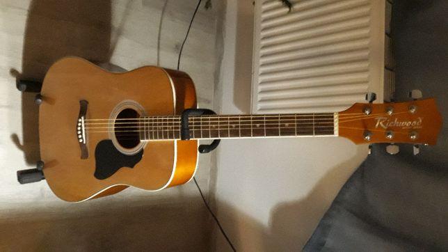 Gitara akustyczna Richwood RD-12 nowa na gwarancji